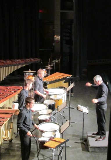 Percussion                 Ensemble 2011